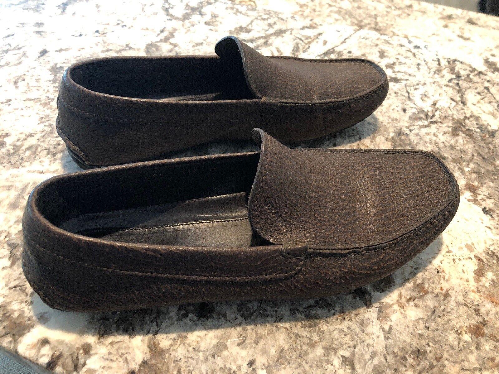 Mens prada shoes size 11