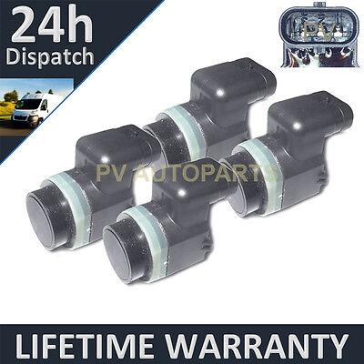 4x Per Bmw X3 X5 X6 E70 E71 E83 Pdc Parcheggio Distanza Sensore Reverse 4ps2003s-