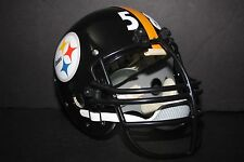 PITTSBURGH STEELERS Custom Game Suspension Vintage JACK LAMBERT Football Helmet