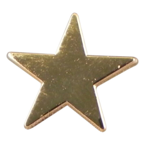 Golden STAR  Metal Enamelled Pin Badge Lapel Badge XJKB4-03