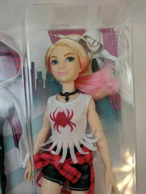 Secret Identity Doll Marvel Rising Gwen Stacy Ghost-Spider