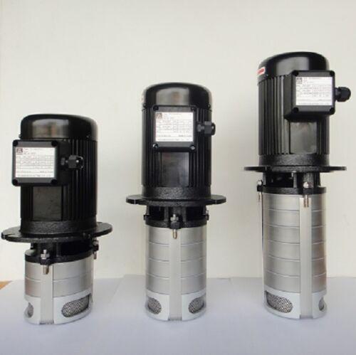 "1HP 220//240//380//440//480V 4 stages 199mm 8/"" Multistage CNC Machine Coolant Pump"