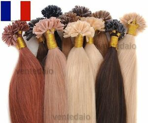 50-100-200-EXTENSIONS-DE-CHEVEUX-POSE-A-CHAUD-100-NATUREL-REMY-HAIR-49-60CM-3A