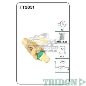 TRIDON WATER TEMP FOR Nissan 200SX 10//94-12//00 2.0L DOHC 16V Petrol SR20DET