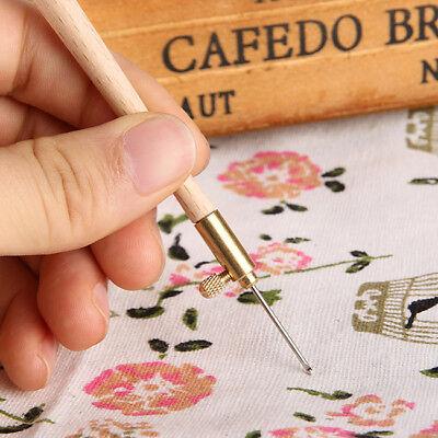 Tambour Needle Embroidery Set of Three needles