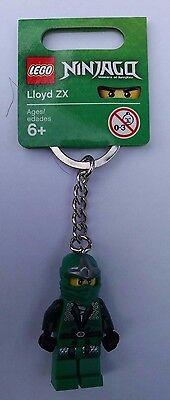 rare Lego Ninjago Lloyd ZX keychain brand new