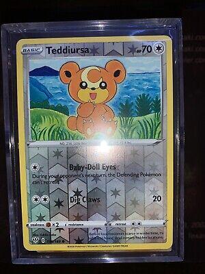 Darkness Ablaze  Holo Reverse  Mint//NM Pokemon Teddiursa  138//189 S/&S