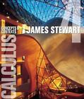 Calculus : Concepts and Contexts by James Stewart (2009, Paperback, Alternate)