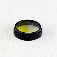 Leica 36 mm filter -  Yellow Graduated (Verlauffilter) - Slip-on