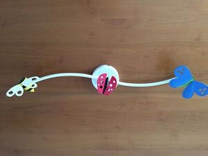 Lampadari Per Camerette Bambini Ikea.Dettagli Su Lampadario Plafoniera Ikea Per Cameretta Bambini