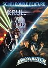 80s Sci-fi Double Feature Krull / Space DVD