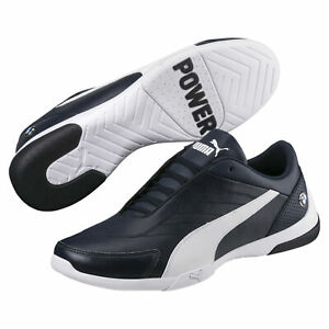 PUMA-BMW-M-Motorsport-Kart-Cat-III-Shoes-Men-Shoe-Auto