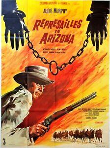 Plakat-Kino-Western-Vergeltung-Aus-Arizona-120-X-160-CM