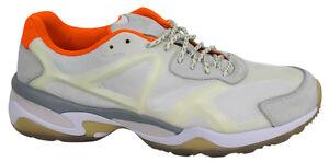 En Hommes Blanc McQueen Mcq 358546 Alexander Dentelle Run 01 Lo Baskets Puma Amq Wha n8v0qxwv4