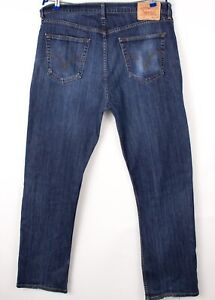 Levi's Strauss & Co Hommes 751 Extensible Jambe Droite Jean Taille W38 L32
