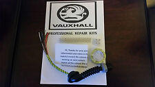 Vauxhall Opel Astra H Rear Door - damaged Wiring Repair kit COLOUR MATCHED