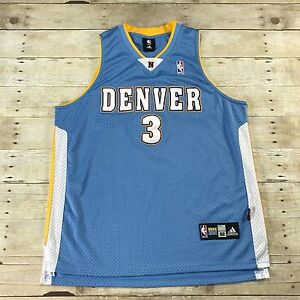 Image is loading Authentic-2006-Adidas-Denver-Nuggets-3-Allen-Iverson- 068e9b0d1700
