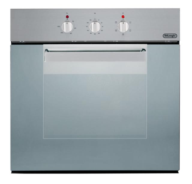 Forno Incasso Ventilato De Longhi Elettrico Multifunzione classe A 60 cm NFMA6
