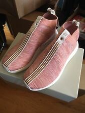 Brand new Adidas Consortium X Kith X Naked NMD City Sock 2 CS2 Pink Sz 11 BY2596