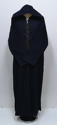 The Cheapest Price Size 58 Men Moroccan Winter Wool Hooded Thobe/djelleba Jubba-new Arrival Clothing, Shoes & Accessories Other Men's Clothing
