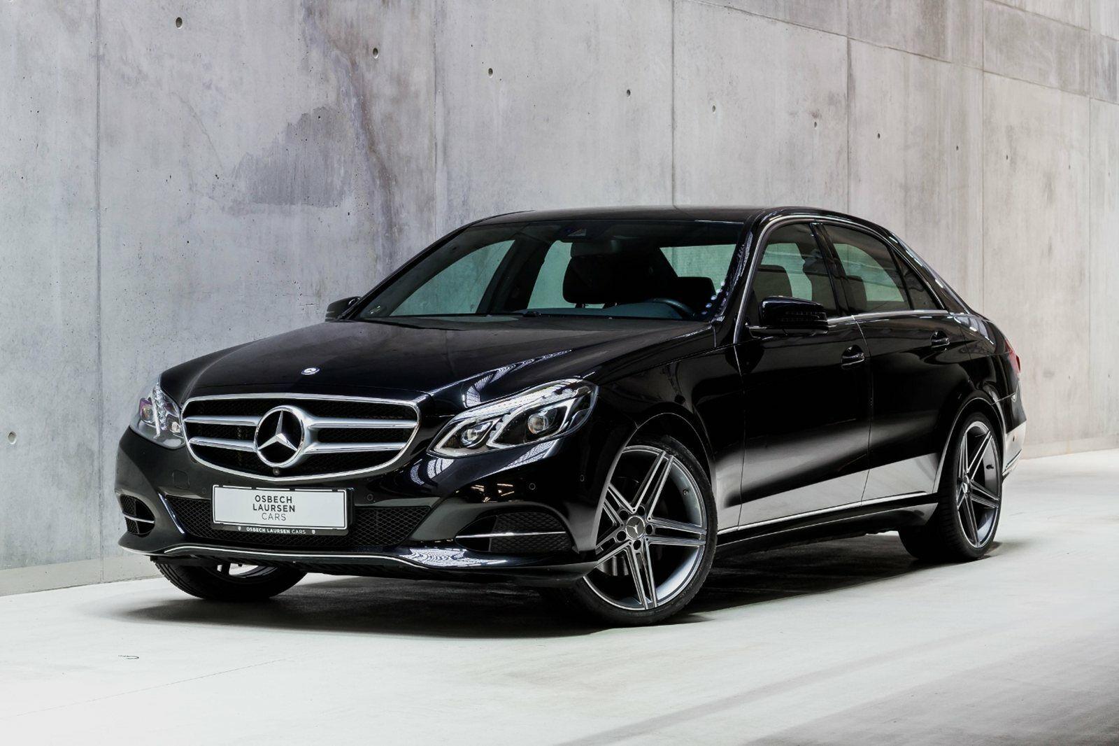 Mercedes E350 3,5 Avantgarde aut. 4-M 4d - 429.000 kr.