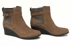 b32728c74662 UGG Australia Women s Indra Waterproof Wedge Boots Booties Ankle ...