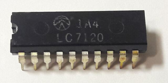 LC7120 IC SANYO - LAST UNITS
