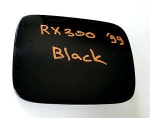 99-01-Lexus-RX300-FUEL-FILLER-DOOR-LID-BLACK-77350-48010-OEM