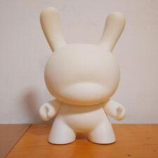 "Kidrobot 8"" Factory White Blank Dunny"