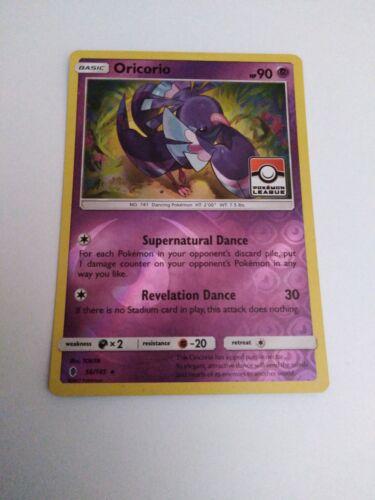 Pokemon League Promo ORICORIO 56//145