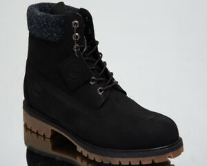 Timberland-6-Inch-Premium-Waterproof-Boots-Men-039-s-New-Lifestyle-Shoes-Black-A1UEJ
