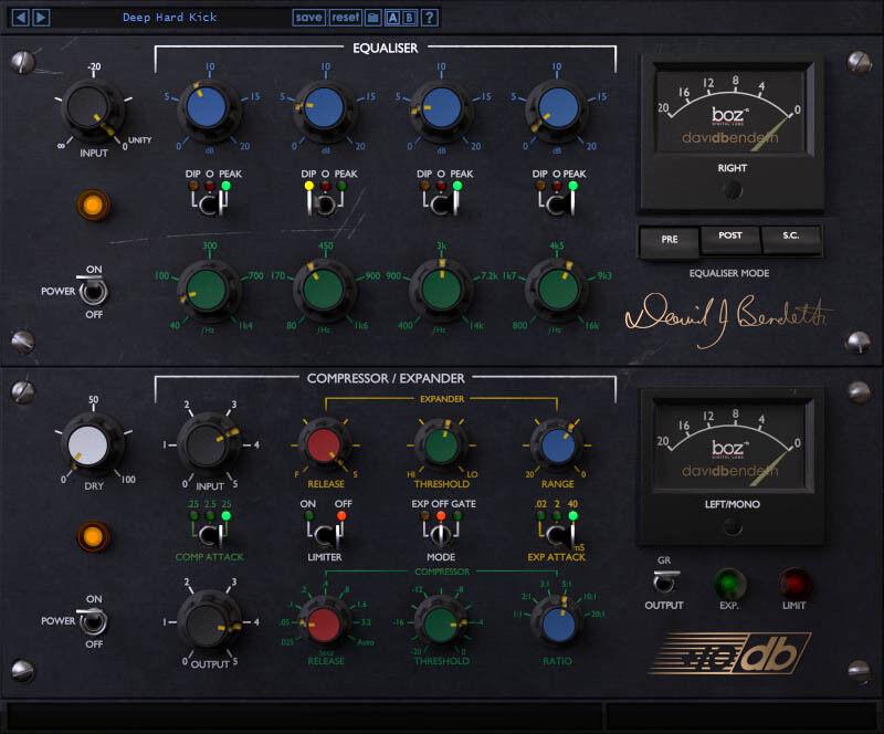 Boz Digital +10dB Bundle (Electronic Delivery) - Authorized Dealer