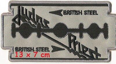Judas Priest - steelpatch - FREE SHIPPING