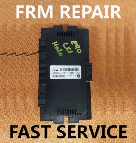 2007-14 BMW FRM Module Repair SERVICE RECOVERY RESTORE LIGHT e90 x5 x6 335i 328i