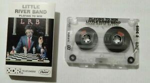 Little-River-Band-Playing-To-Win-John-Farnham-Cassette-Tape-1984