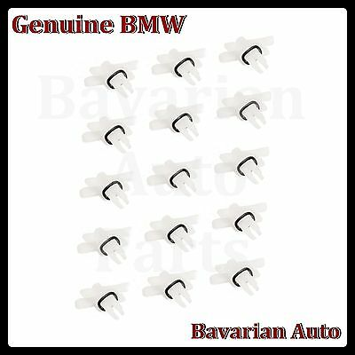 BMW E46  R 3 Series ROOF TRIM MOULDING STRIP CLIPS TOP OF DOOR LEDGE RAIN GUTTER