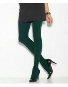 d4db42f4f Image is loading NIP-HUE-Opaque-Tights-Bottle-Green-SZ-1