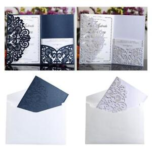 10PCS-Laser-Cut-Wedding-Invitations-Card-and-Envelope-High-Quality-Party-Decor