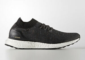 huge selection of d15ad 21f60 La foto se está cargando Adidas-Ultra-Boost-Uncaged-Multi-Color-Negro-Gris-