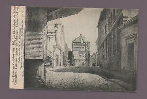 Paris - Der Platz Des Pantheon IN 1860 (H1711)