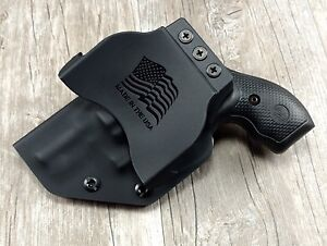 Details about OWB PADDLE Holster Smith & Wesson J Frame 442 642 Kydex  Retention SDH