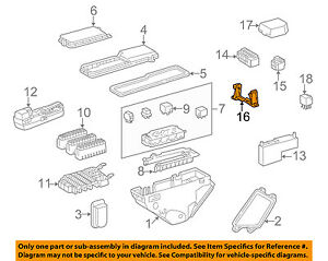 mercedes clk 320 fuse diagram mercedes oem 98 03 clk320 electrical fuse box bracket 2025455140 2002 mercedes clk 320 fuse diagram clk320 electrical fuse box bracket