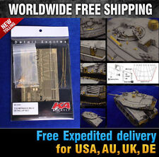 ★Hobby365★ New1/35 MERKAVA MK.IV DETAIL-UP ETCHED PART for Academy #MM35002
