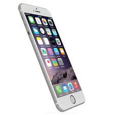 APPLE iPHONE 6 - 64 GB - SILBER / WEIß, WIE NEU , TOP PREIS , FREI VOM WERK !