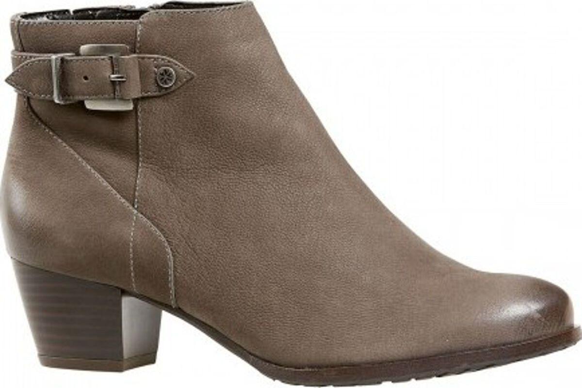 855 Natural Tamaris 25953 Blu Zapatos 8f41f0 Cuero Mujer PXZTwukOi