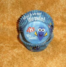 Finding Dory,Cupcake Papers,Multi-color,50 Ct.,Wilton,415-4647,Disney Pixar