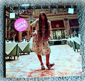 Nicolette-Larson-Nicolette-LP-Album-Lotta-Love
