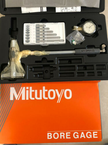 Mitutoyo 511-711 Dial Bore Gauge 18-35mm 0.01mm Brand New and Original 1PCS