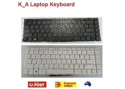 New For HP 14-ac 14-ac000 14-af000 14g-ad000 14q-aj000 series US keyboard