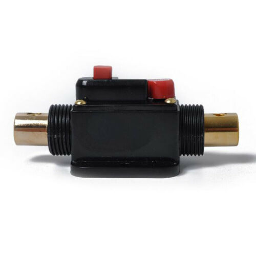 12//48 V Auto Audio Schutzschalter Sicherungshalter 4 8 AWG Draht 80A